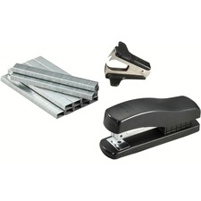BOS 606BLKPP Bostitch Compact Desktop Stapler Kit BOS606BLKPP