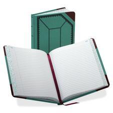 BOR 3738300R Boorum 37 3/8 Series Account Book BOR3738300R