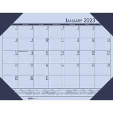 HOD 12473 Doolittle Ecotones Desk Pad HOD12473