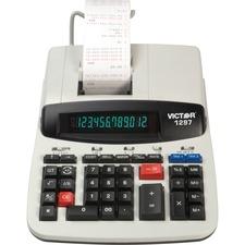 Victor 1297 Printing Calculator