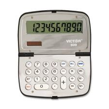 VCT 909 Victor 10-Digit Handheld Folding Calculator VCT909