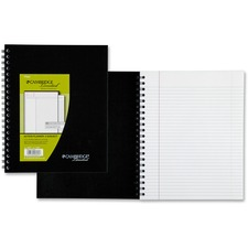 MEA 06070 Cambridge Limited Wirebound Business Notebook MEA06070