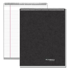 MEA 06090 Cambridge Limited Wirebound Business Notebook MEA06090
