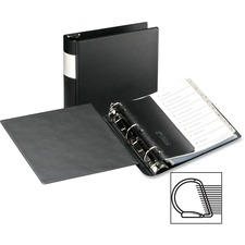 SAM 17680 Samsill DXL/Contour Cover D-Ring Binders SAM17680