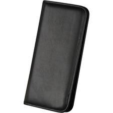 SAM 80850 Samsill Sterling Professional Business Card Holder SAM80850