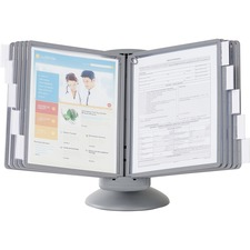 DBL 553937 Durable Sherpa Motion Desk Reference System DBL553937