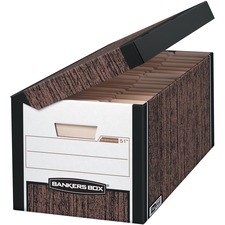 FEL 00051 Fellowes Bankers Box Systematic Storage Boxes FEL00051