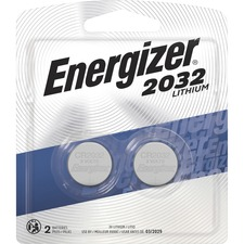EVE 2032BP2 Energizer 2032 3-Volt Lithium Watch Batteries EVE2032BP2
