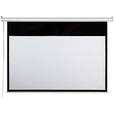 "Draper AccuScreen 84"" Electric Projection Screen"