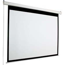 "Draper AccuScreen 106"" Electric Projection Screen"