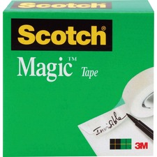 MMM 810341296 3M Scotch Invisible Magic Tape MMM810341296