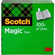 MMM 810121296 3M Scotch Invisible Magic Tape MMM810121296