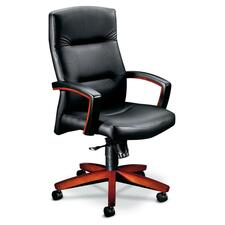 HON 5001JSS11 HON 5000 Series Park Avenue Collection Executive High-Back Knee Tilt Chair HON5001JSS11