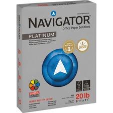 SNA NPL1120 Soporcel Premium Navigator 20lb. Office Copy Paper SNANPL1120