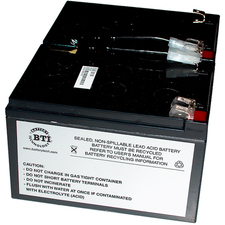 BTI Replacement Battery #6 for APC