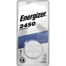 EVE ECR2450BP Energizer 2450 3-Volt Coin Watch Battery EVEECR2450BP