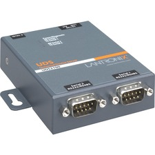 Lantronix UDS2100 2 Port Device Server