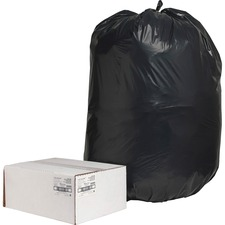 NAT 00995 Nature Saver Recycled Heavy-Duty Trash Liners NAT00995