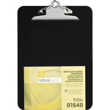 NAT 01540 Nature Saver Recycled Plastic Clipboards NAT01540