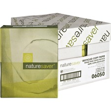 NAT 06050 Nature Saver Recycled 92 Bright Paper NAT06050