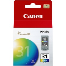 CNM CL31 Canon CL31 Color Ink Tank CNMCL31