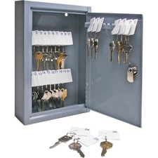 SPR 15601 Sparco All-Steel Secure Locking Key Cabinet SPR15601