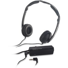 CCS 59224 Compucessory Foldable Noise Canceling Headphones CCS59224