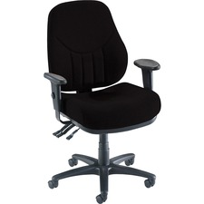 LLR 81103 Lorell Baily Series High-back Multi-task Chairs LLR81103