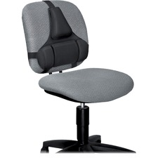 FEL 8037601 Fellowes Memory Foam Back Rest FEL8037601