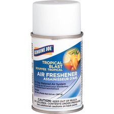 GJO 10444 Genuine Joe Metered Aerosol Air Fresheners GJO10444