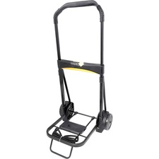 CART,LUGGAGE,200LB CAP,BK