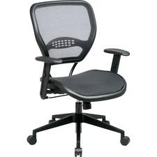 OSP 5560 Office Star Mesh Back Deluxe Task Chairs OSP5560