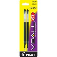 PIL 77285 Pilot VBall Retractable Rolling Ball Pen Refill PIL77285