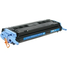 V7 Cyan Toner Cartridge For HP LaserJet 1600, 2600, CM1015 MFP and CM1017 MFP Printers