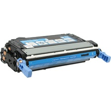 V7 Cyan Toner Cartridge For HP Color LaserJet 4700 Printer