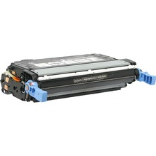 V7 Black Toner Cartridge for HP Color LaserJet 4700