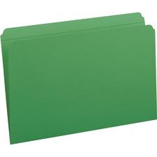 SMD 17110 Smead Straight-cut 2-ply Tab Legal File Folders SMD17110