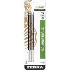 ZEB 85913 Zebra Jimnie Ballpoint Pen H-Refills ZEB85913