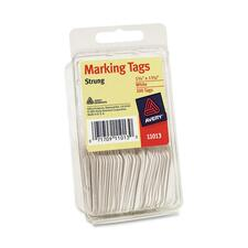 AVE 11013 Avery Strung Marking Tags AVE11013