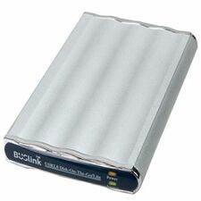 BUSlink Disk On The Go DL-250-U2 250 GB External Hard Drive