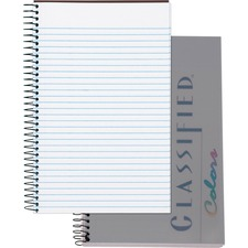 TOP 73507 Tops Classified Business Notebooks TOP73507