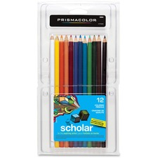 SAN 92804 Sanford Scholar Prismacolor Colored Pencils SAN92804