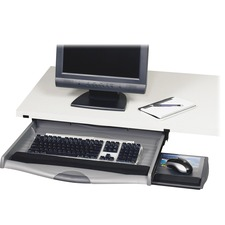 SAF 2213 Safco Ergo-Comfort Premium Keyboard Drawer SAF2213