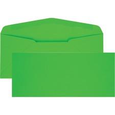 QUA 11135 Quality Park No. 10 Red Business Envelopes QUA11135