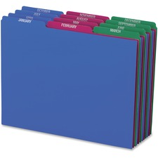 PFX 40144 Pendaflex Poly File Guide Sets PFX40144