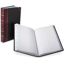 BOR 9500J Boorum 9 Series Journal Ruled Account Book BOR9500J