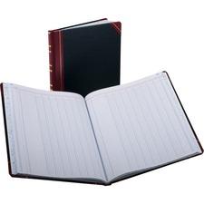 BOR 160212158 Boorum B&P 1602 1/2 Srs Single Pg Columnar Books BOR160212158