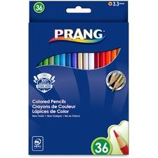 DIX 22360 Dixon Prang Colored Pencils DIX22360