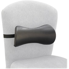 SAF 7154BL Safco Memory Foam Lumbar Support Backrest SAF7154BL