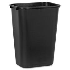 RCP 295700BK Rubbermaid Comm. Standard Series Wastebaskets RCP295700BK